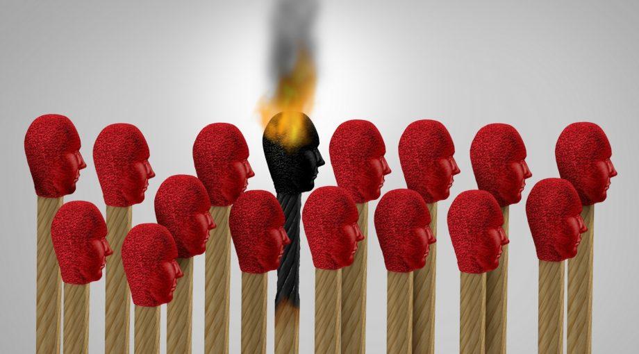 Burn-out een steeds groter probleem