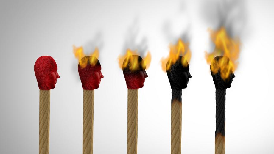 Van moeten naar mogen - burn-out groter probleem