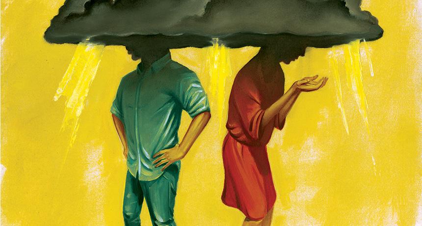 Stress verschillen bij mannen en vrouwen